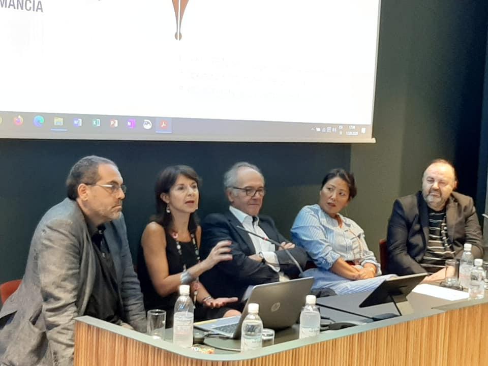 Il giallo come romanzo sociale, Lugano 2020